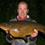 9lbs 6oz Tench Horseshoe lake June 2011