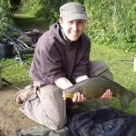 Tench of about 5lbs