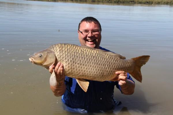 Vince 22lb carp
