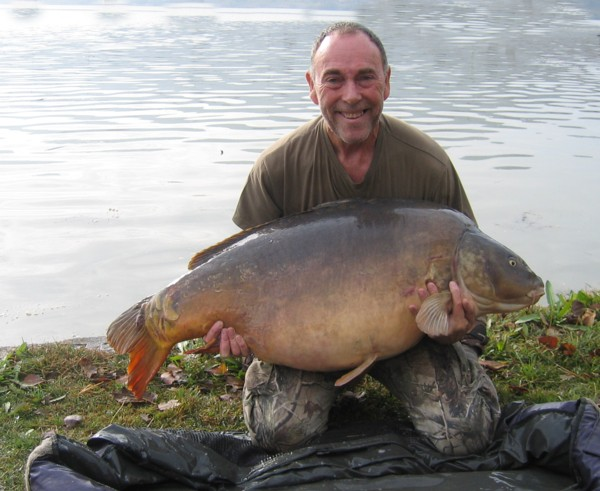 Mike and 77lb ebro carpo