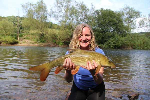 4lb 10oz barbel for Karen