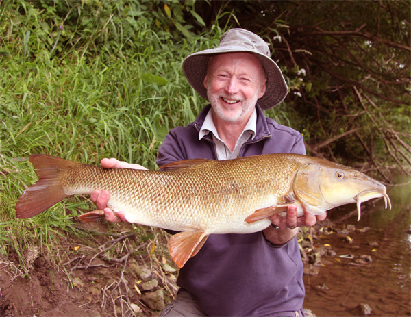 Phil 8lbs 11oz barbel