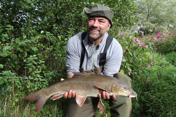 8lb plus barbel for Brian a